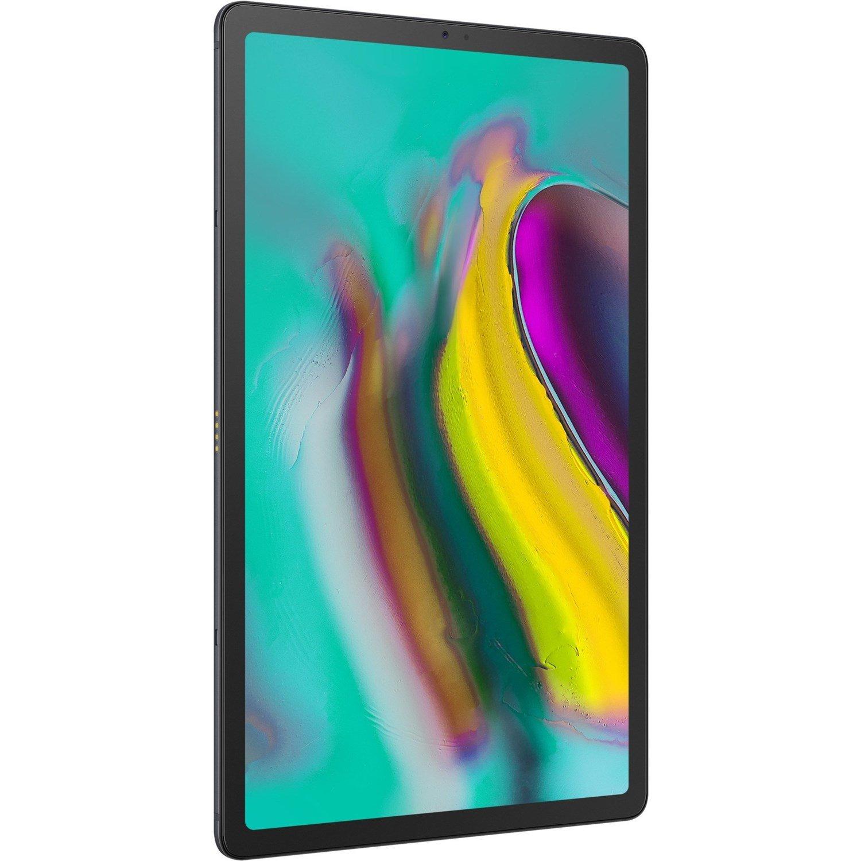 """Samsung Galaxy Tab S5e SM-T725 Tablet - 26.7 cm (10.5"""") - 4 GB RAM - 64 GB Storage - Android 9.0 Pie - 4G - Black"""