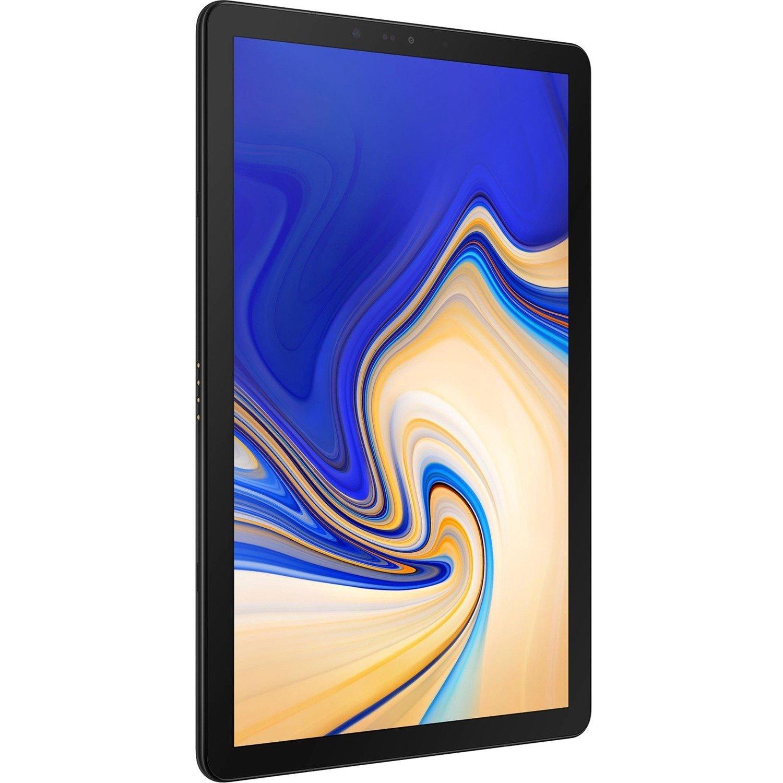 "Samsung Galaxy Tab S4 SM-T830 Tablet - 26.7 cm (10.5"") - 4 GB - Qualcomm Snapdragon 835 Quad-core (4 Core) 2.35 GHz Quad-core (4 Core) 1.90 GHz - 256 GB - Android 8.1 Oreo - 2560 x 1600 - Black"