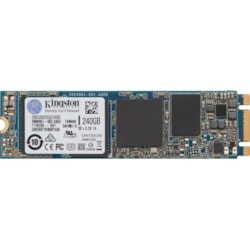 Kingston SSDNow 240 GB Solid State Drive - SATA (SATA/600) - Internal - M.2 2280