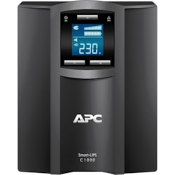 APC by Schneider Electric Smart-UPS Line-interactive UPS - 1 kVA/600 WTower