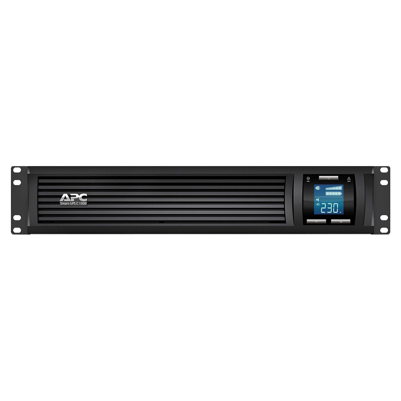 APC by Schneider Electric Smart-UPS Line-interactive UPS - 1.50 kVA/900 W - 2U Rack-mountable
