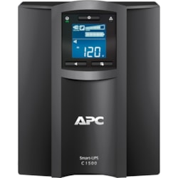 APC by Schneider Electric Smart-UPS Line-interactive UPS - 1.50 kVA/900 WDesktop