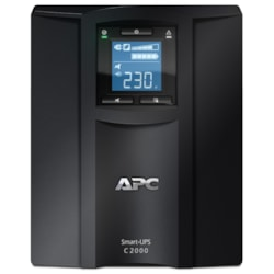 APC by Schneider Electric Smart-UPS Line-interactive UPS - 2 kVA/1.30 kWTower