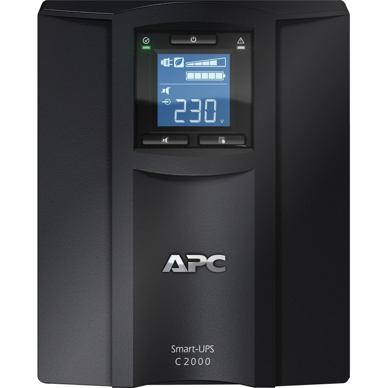 APC by Schneider Electric Smart-UPS Line-interactive UPS - 2 kVA/1.30 kW