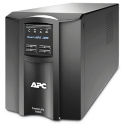 APC by Schneider Electric Smart-UPS SMT1000I Line-interactive UPS - 1 kVA/670 WTower