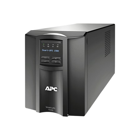APC by Schneider Electric Smart-UPS SMT1500I Line-interactive UPS - 1.50 kVA/980 WTower