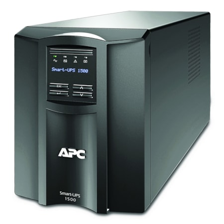 APC by Schneider Electric Smart-UPS Line-interactive UPS - 1.50 kVA/1 kW - Desktop/Tower