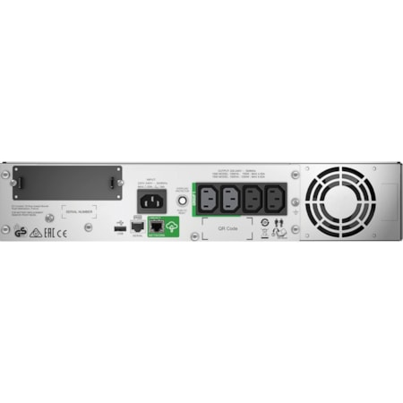 APC by Schneider Electric Smart-UPS SMT1500RMI2UC Line-interactive UPS - 1.50 kVA/1 kW - 2U Rack-mountable