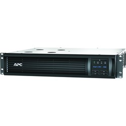 APC by Schneider Electric Smart-UPS SMT1500RMI2UC Line-interactive UPS - 1.50 kVA/1 kW