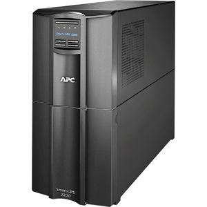 APC by Schneider Electric Smart-UPS SMT2200I Line-interactive UPS - 2.20 kVA/1.98 kW