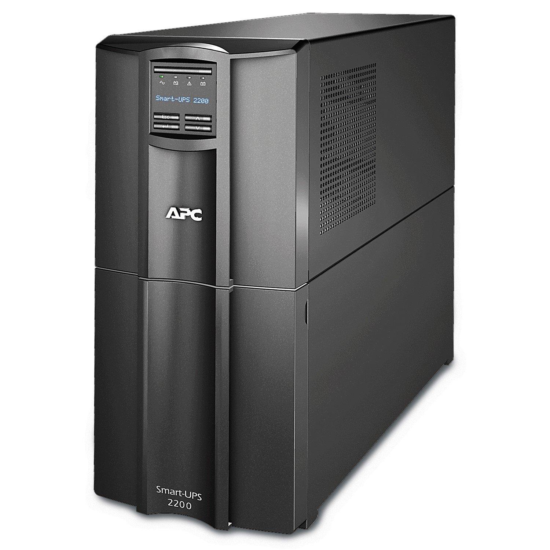 APC by Schneider Electric Smart-UPS SMT2200I Line-interactive UPS - 2.20 kVA/1.98 kWTower