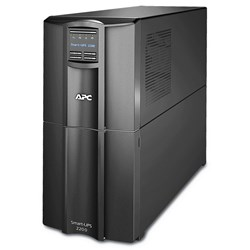 APC by Schneider Electric Smart-UPS Line-interactive UPS - 2.20 kVA/1.98 kW