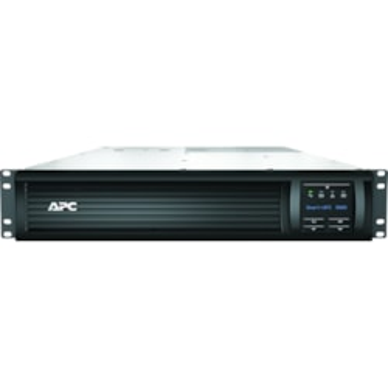 APC by Schneider Electric Smart-UPS SMT3000RMI2U Line-interactive UPS - 3 kVA/2.70 kW