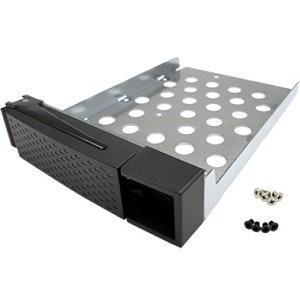 QNAP SP-TS-TRAY-WOLOCK Drive Bay Adapter Internal - Black