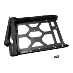 QNAP SP-x19PII-TRAY Mounting Tray for Hard Disk Drive - Black