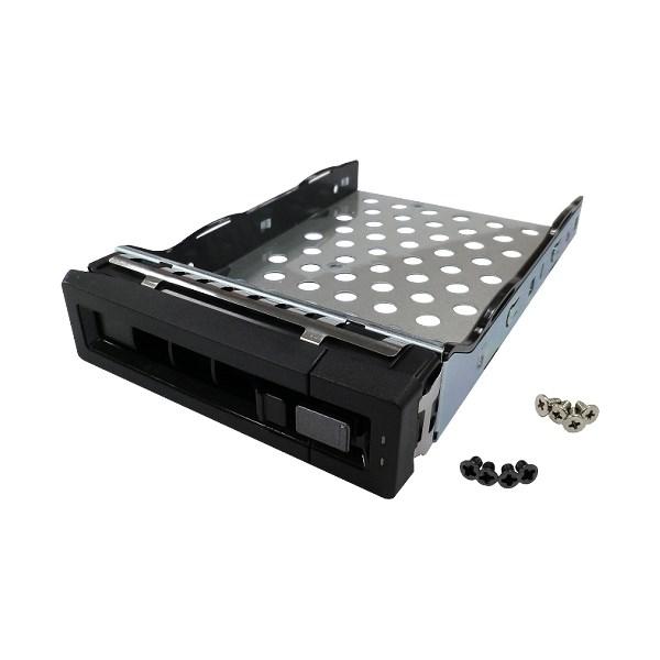 QNAP Drive Mount Kit for Hard Disk Drive - Black, Silver