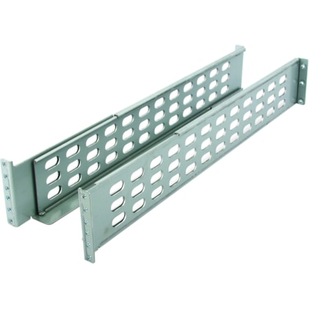 APC by Schneider Electric Mounting Rail Kit for Mounting Rail - Grey