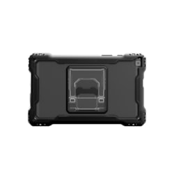 MAXCases Shield Extreme-X Case for Samsung Galaxy Tab A Tablet - Textured - Black, Clear