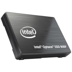"Intel Optane 900P 280 GB Solid State Drive - 2.5"" Internal - U.2 (SFF-8639) NVMe (PCI Express 3.0 x4)"