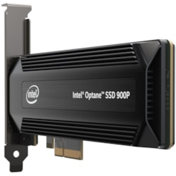 Intel Optane 900P 280 GB Solid State Drive - PCI Express (PCI Express 3.0 x4) - Internal - Plug-in Card