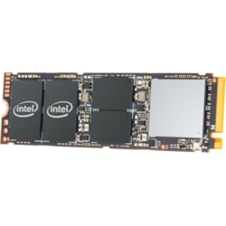 Intel 760p 1 TB Solid State Drive - M.2 2280 Internal - PCI Express (PCI Express 3.1 x4)