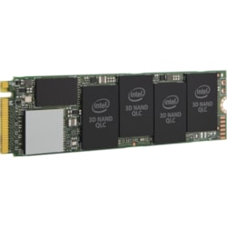 Intel 660p 1 TB Solid State Drive - M.2 2280 Internal - PCI Express (PCI Express 3.0 x4)