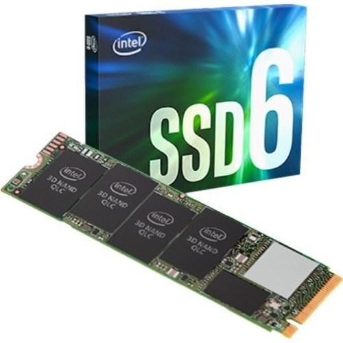 Intel 665p 1 TB Solid State Drive - M.2 2280 Internal - PCI Express NVMe (PCI Express NVMe 3.0 x4)