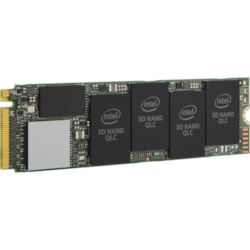 Intel 660p 2 TB Solid State Drive - PCI Express (PCI Express 3.0 x4) - Internal - M.2 2280