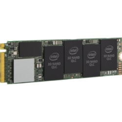 Intel 660p 512 GB Solid State Drive - PCI Express (PCI Express 3.0 x4) - Internal - M.2 2280