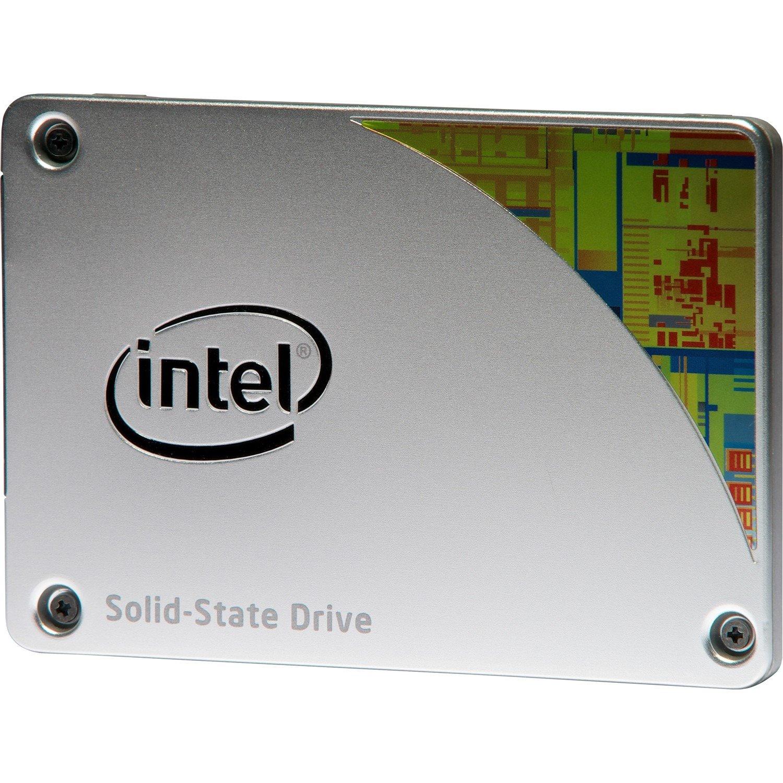"""Intel 480 GB Solid State Drive - SATA (SATA/600) - 2.5"""" Drive - Internal"""
