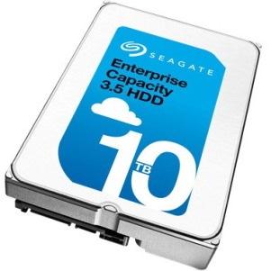 "Seagate ST10000NM0016 10 TB Hard Drive - SATA (SATA/600) - 3.5"" Drive - Internal"