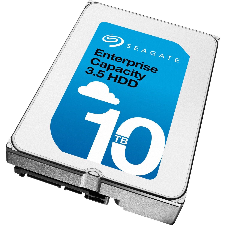 "Seagate ST10000NM0086 10 TB Hard Drive - 3.5"" Internal - SATA (SATA/600)"