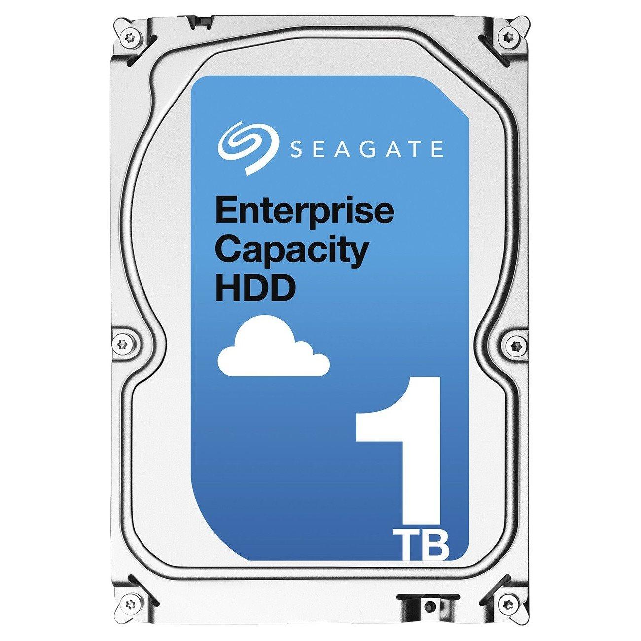 "Seagate ST1000NM0008 1 TB Hard Drive - SATA (SATA/600) - 3.5"" Drive - Internal"
