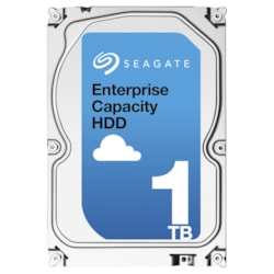 "Seagate ST1000NM0008 1 TB Hard Drive - 3.5"" Internal - SATA (SATA/600)"