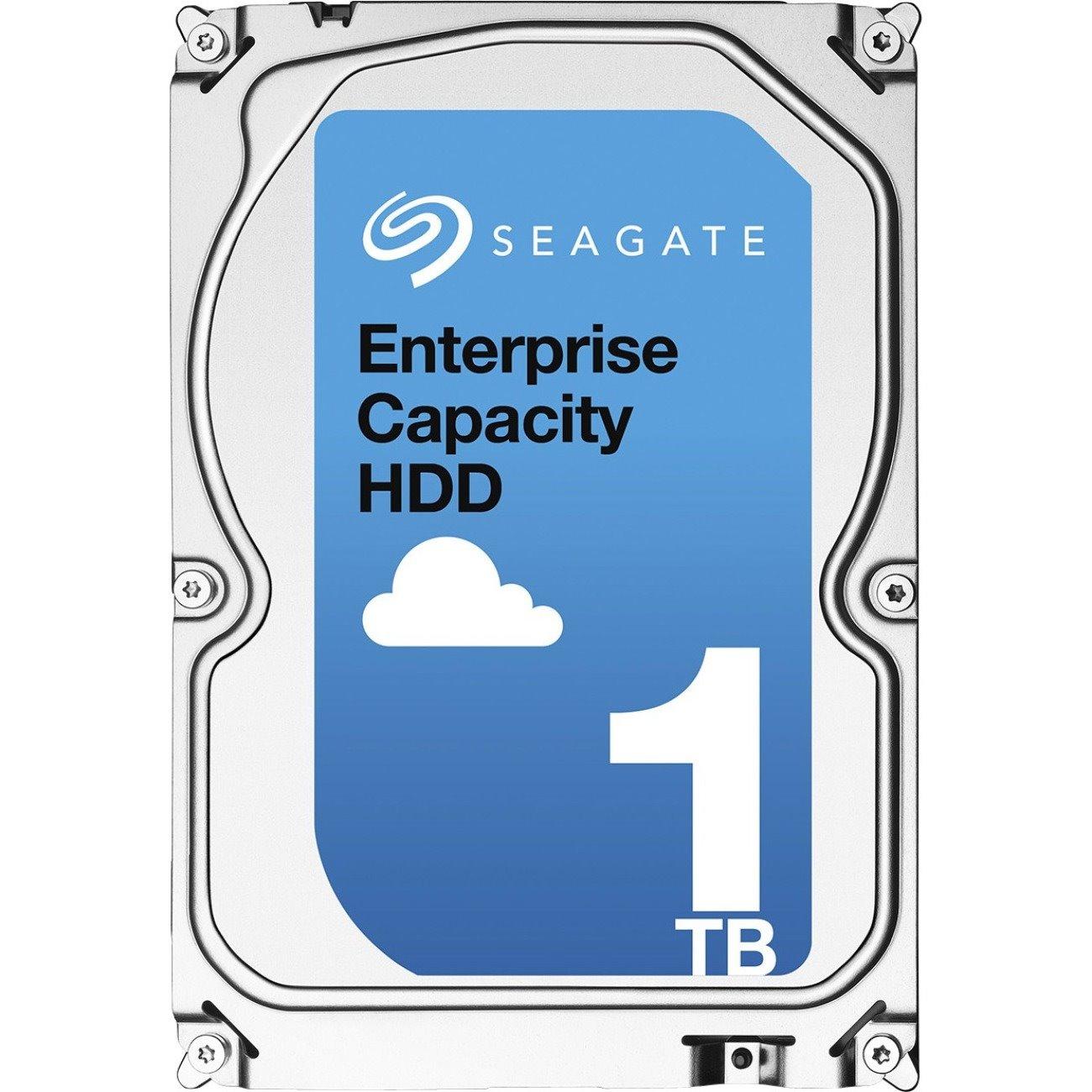 """Seagate 1 TB Hard Drive - SATA - 3.5"""" Drive - Internal"""