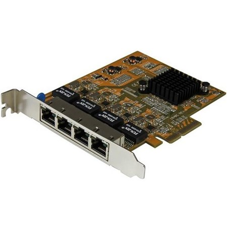 StarTech.com Gigabit Ethernet Card for Server - TAA Compliant