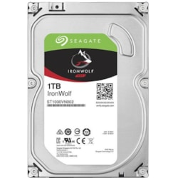 "Seagate IronWolf ST1000VN002 1 TB Hard Drive - 3.5"" Internal - SATA (SATA/600)"