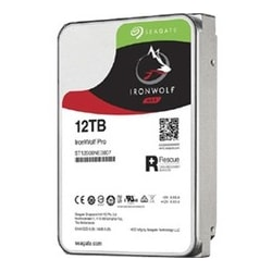 "Seagate IronWolf Pro ST12000NE0008 12 TB Hard Drive - 3.5"" Internal - SATA (SATA/600)"