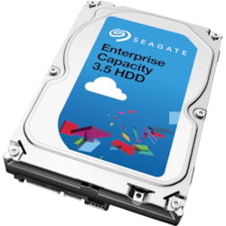 "Seagate ST12000NM0007 12 TB Hard Drive - 3.5"" Internal - SATA (SATA/600)"