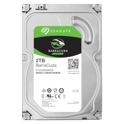 "Seagate Barracuda ST2000DM006 2 TB Hard Drive - SATA (SATA/600) - 3.5"" Drive - Internal"