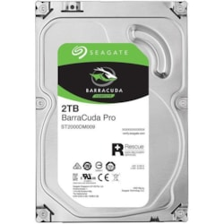 "Seagate Barracuda Pro ST2000DM009 2 TB Hard Drive - SATA (SATA/600) - 3.5"" Drive - Internal"