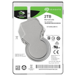 "Seagate BarraCuda ST2000LM015 2 TB Hard Drive - 2.5"" Internal - SATA (SATA/600)"