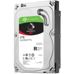 "Seagate IronWolf Pro ST2000NE0025 2 TB Hard Drive - 3.5"" Internal - SATA (SATA/600)"