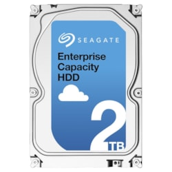 SEAGATE EXOS ENTERPRISE 512N INTERNAL 3.5 SATA DRIVE, 2TB, 6GB/S, 7200RPM, 5YR WTY