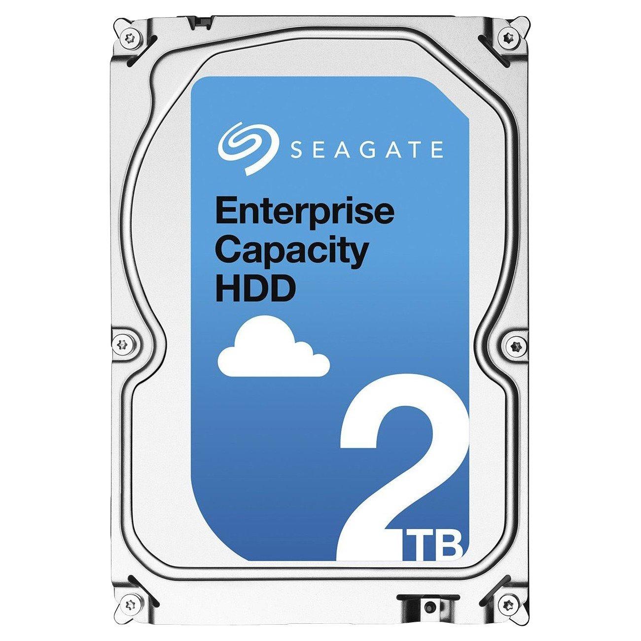 "Seagate ST2000NM0008 2 TB Hard Drive - SATA (SATA/600) - 3.5"" Drive - Internal"