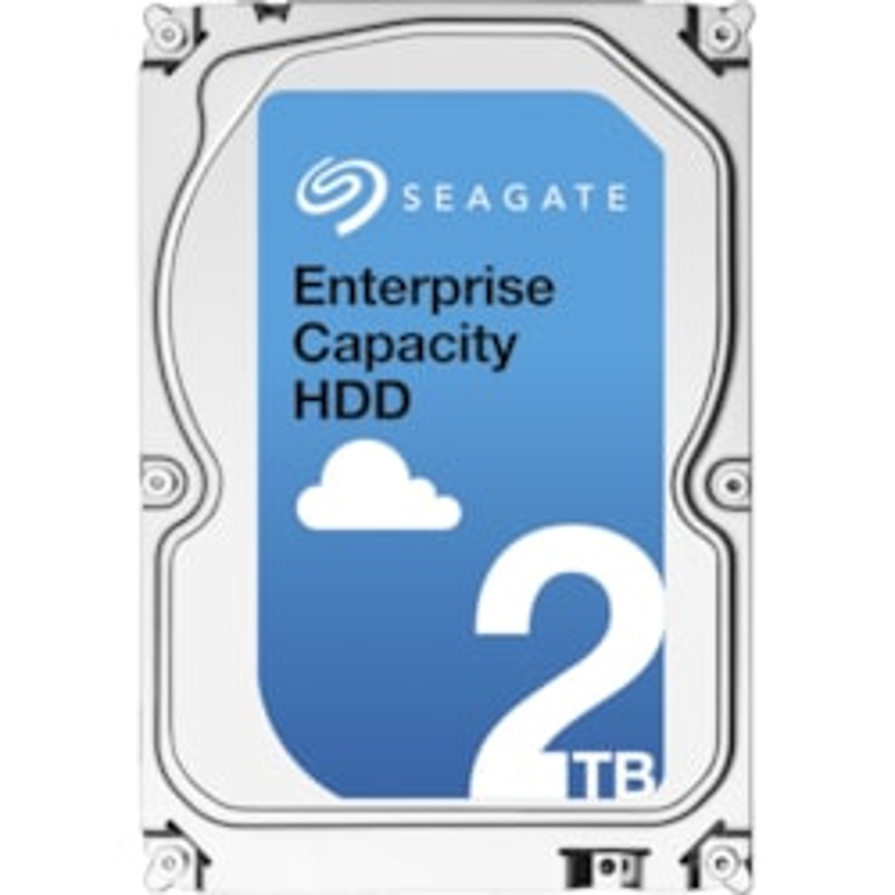 """Seagate 2 TB Hard Drive - SATA - 3.5"""" Drive - Internal"""