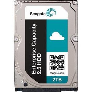 "Seagate ST2000NX0273 2 TB Hard Drive - SAS (12Gb/s SAS) - 2.5"" Drive - Internal"