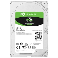 "Seagate BarraCuda ST3000LM024 3 TB Hard Drive - 2.5"" Internal - SATA (SATA/600)"