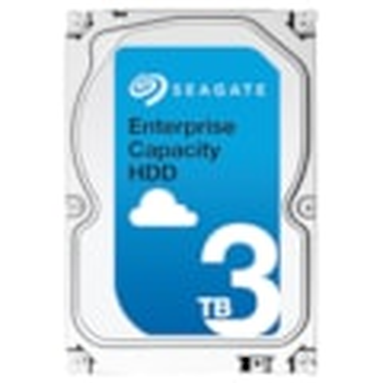 """Seagate 3 TB Hard Drive - SATA - 3.5"""" Drive - Internal"""