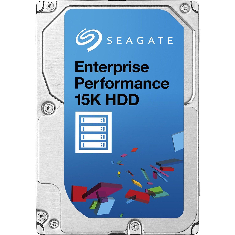 "Seagate 15K.6 ST300MP0006 300 GB Hard Drive - SAS (12Gb/s SAS) - 2.5"" Drive - Internal"
